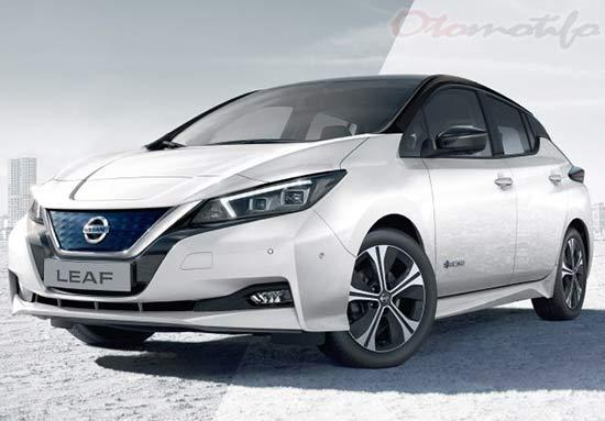 Harga Nissan Leaf di Indonesia