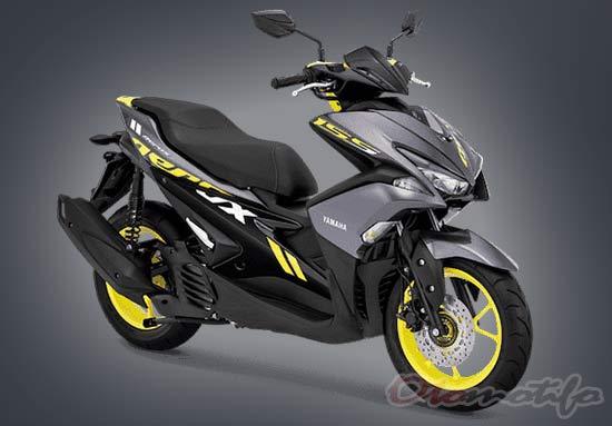 4 Harga Yamaha Aerox 155 Terlengkap Maret 2020 Otosia Com