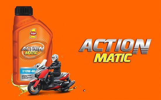 Oli Terbaik Buat Motor Matic Yamaha Fino 125-2