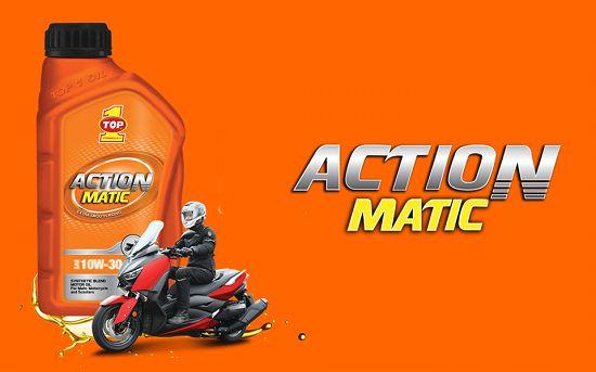 Oli Terbaik Untuk Motor Matic Honda ADV 150 -2