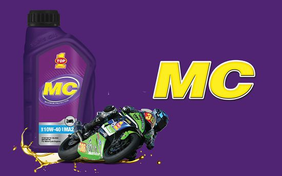 TOP 1 MC, Oli Terbaik Motor Kawasaki W175-2