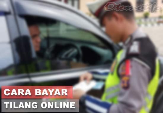 Cara Bayar Tilang Online