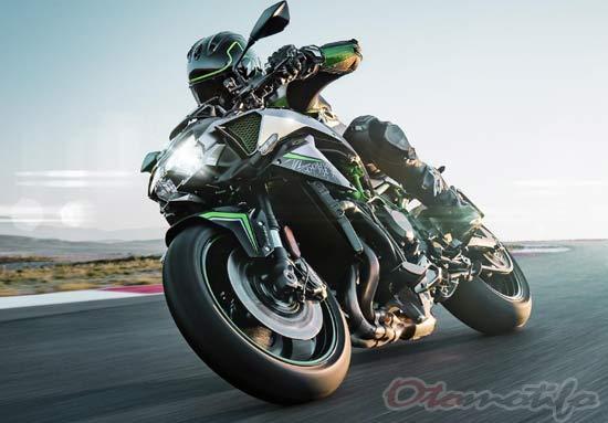 Gambar Motor Kawasaki Z H2