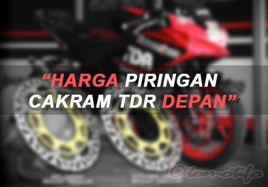 Harga Piringan Cakram TDR Depan