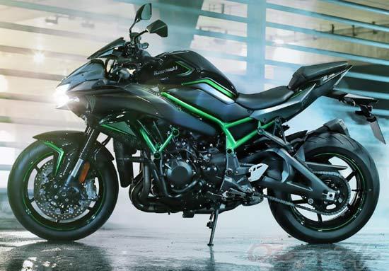 Motor Kawasaki Z H2