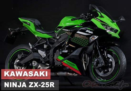 Spesifikasi dan Harga Kawasaki Ninja ZX-25R