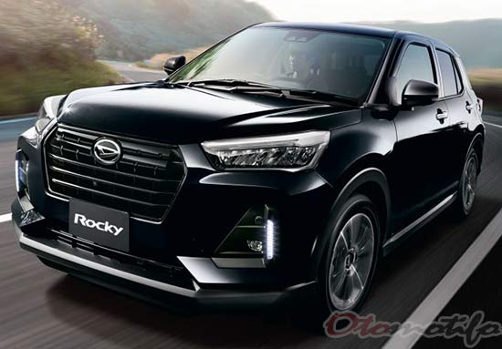 Harga Daihatsu Rocky di Indonesia