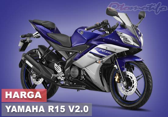 Harga Motor Yamaha R15 Bekas