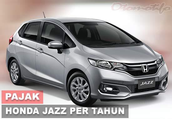 94 Pajak Honda Jazz Semua Tahun Terbaru 2021 Otomotifo