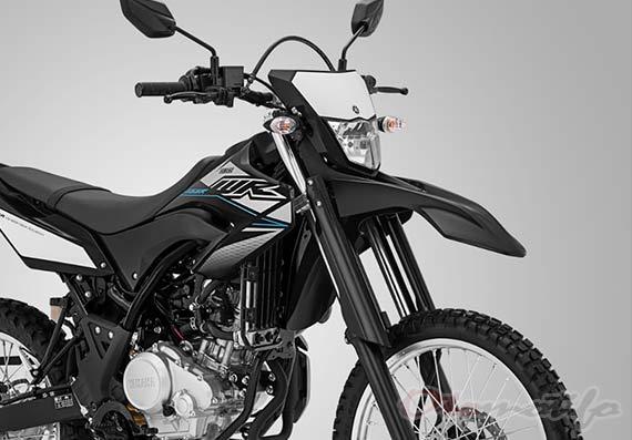 Desain Motor Yamaha WR 155R