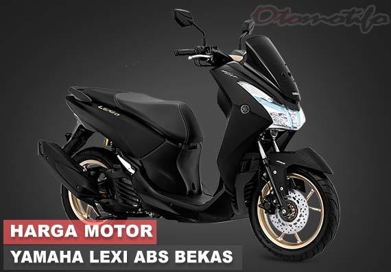 Harga Motor Lexi ABS Bekas