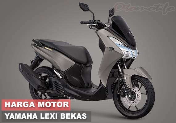 Harga Yamaha Lexi 2020 Spesifikasi Warna Fitur Terbaru