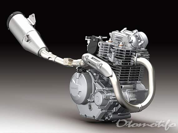 Mesin Kawasaki KLX230R