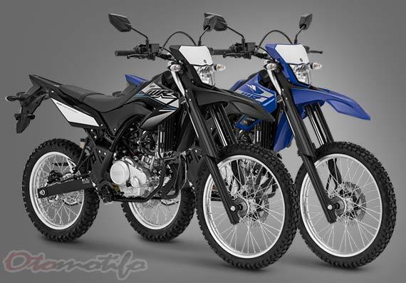 Pilihan Warna Yamaha WR 155