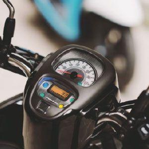 Speedometer Scoopy