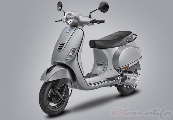 Vespa Urban Club 125