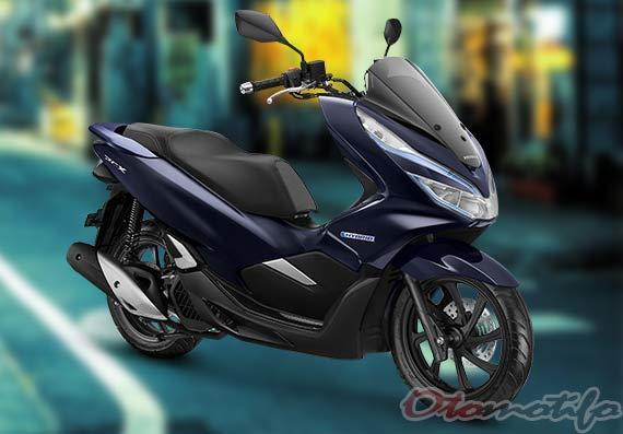 Warna Motor PCX Hybrid