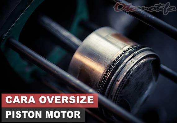 Car Oversize Piston Motor