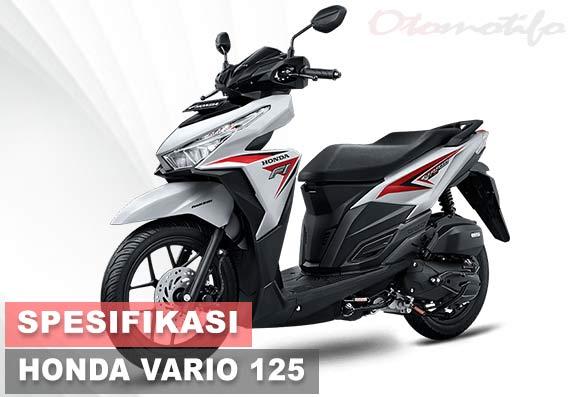 Gambar Honda Vario 125 2017