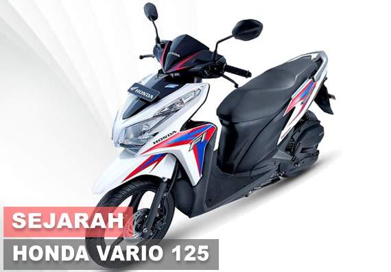 Gambar Honda Vario 125 Techno 2012
