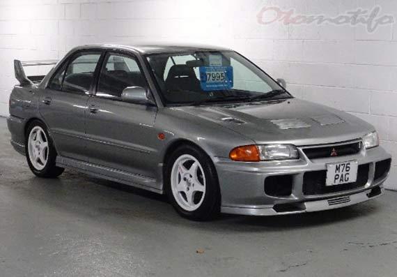 Mobil Harga 40 Jutaan Lancer Evo 3 GTi 1996