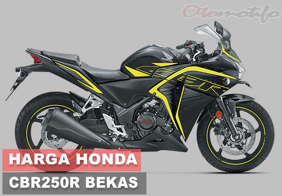 Harga Honda CBR250R Bekas
