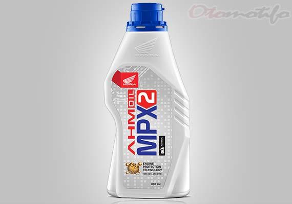 Harga Oli MPX 2