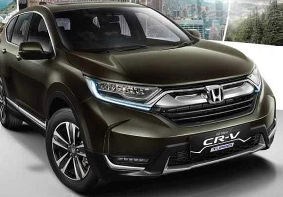 Gambar Honda CR-V Turbo