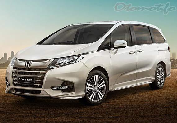 Gambar Honda Odyssey