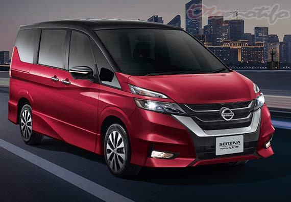 Mobil Keluarga Terbaik Nissan Serena