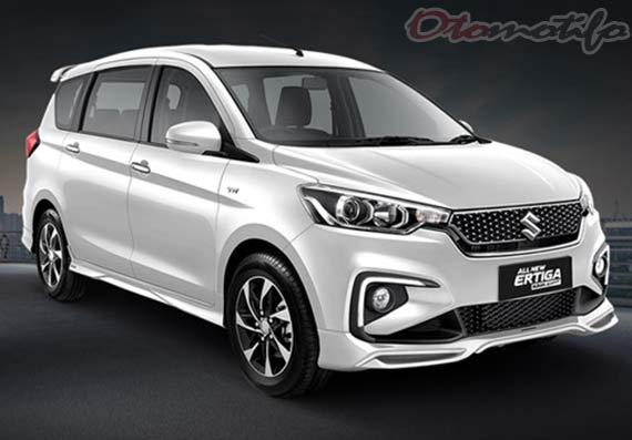 Mobil Keluarga Terbaik Suzuki Ertiga Sport