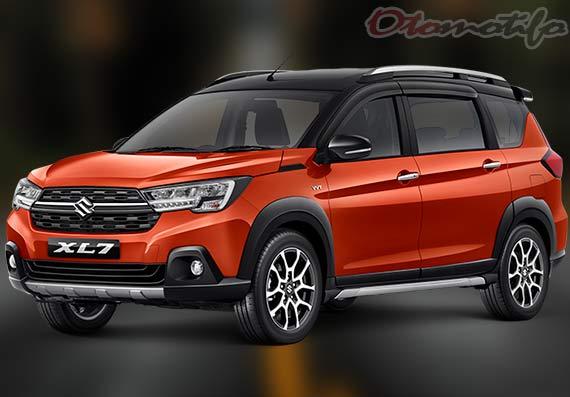Gambar Suzuki XL7
