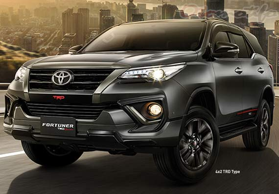 Gambar Toyota Fortuner
