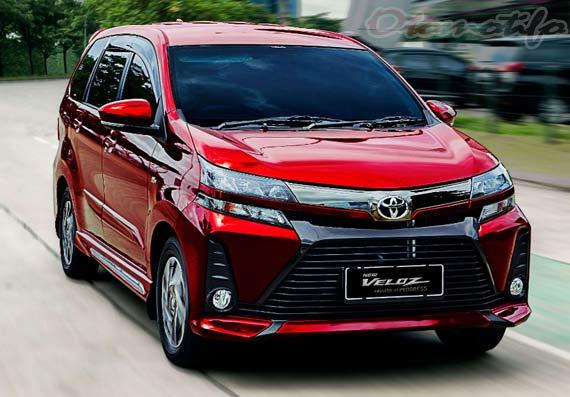 Gambar Toyota Veloz