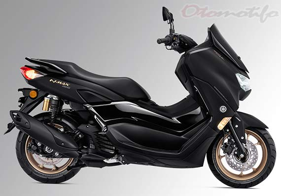 Harga Yamaha NMAX Connected ABS