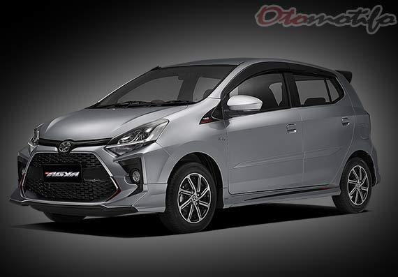 Harga New Toyota Agya 2020