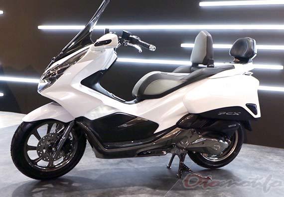 Honda PCX Modif Touring