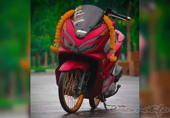 Honda PCX Modif Thailand