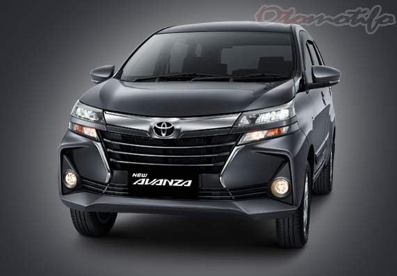 Low MPV Toyota Avanza