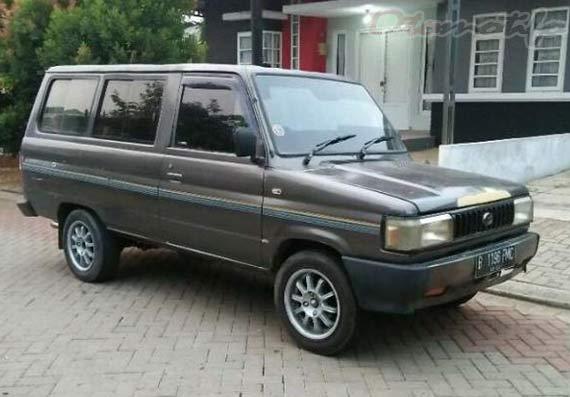 Sejarah Mobil MPV Di Indonesia