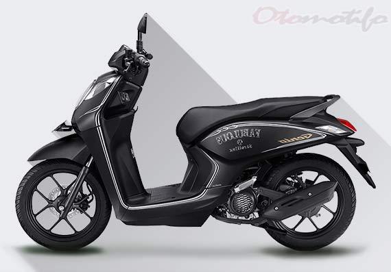 Motor Matic 10 Jutaan Honda