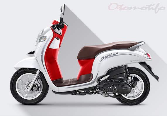 Motor Matic Baru Harga 10 Jutaan Honda