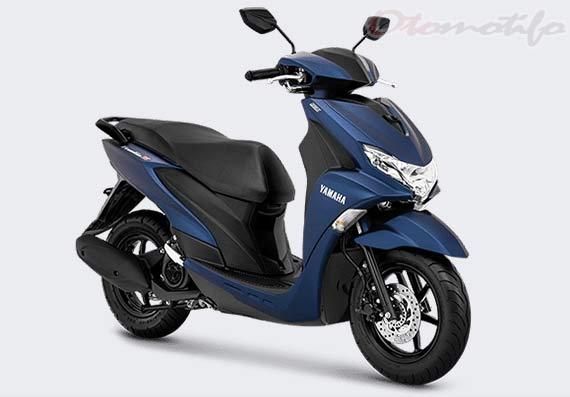 Motor Yamaha FreeGo 10 Jutaan