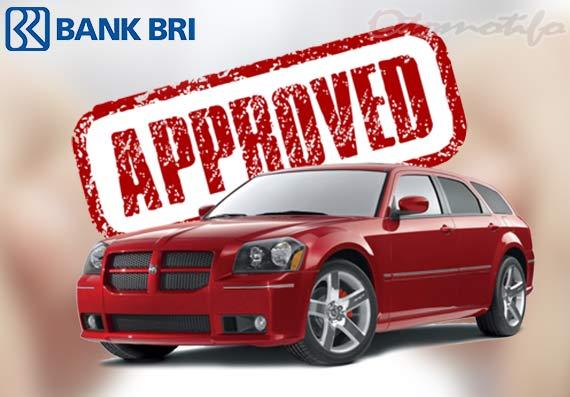 Syarat Kredit Mobil Bank BRI