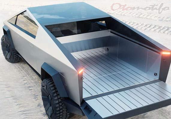 Spesifikasi Tesla Cybertruck