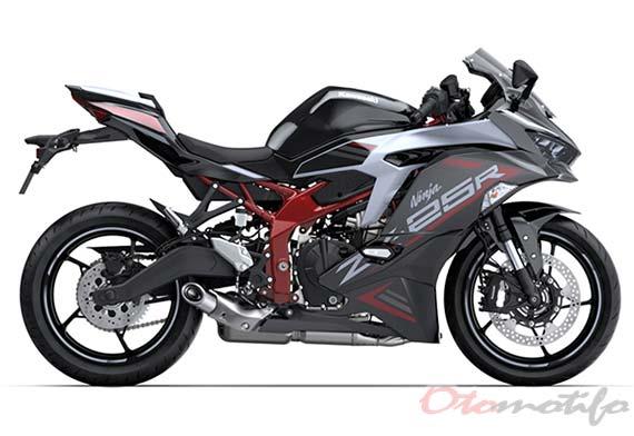 Harga Kredit Motor Kawasaki Ninja ZX-25R