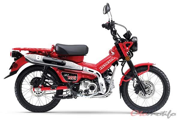 Harga Honda CT125