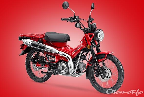 Spesifikasi dan Harga Honda CT125