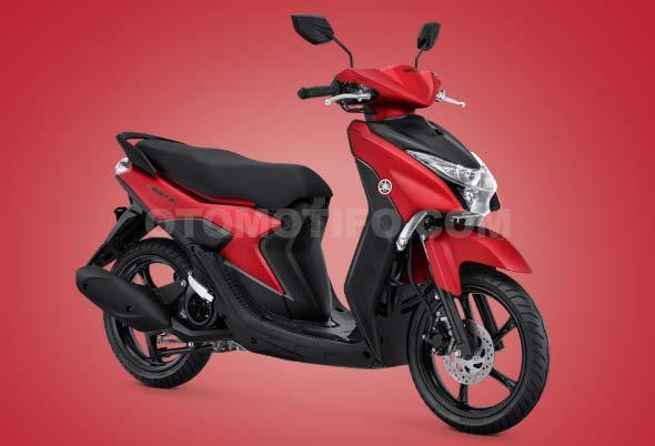 Spesifikasi dan Harga Motor Yamaha Gear 125