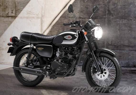 Harga Motor Kawasaki W175 SE Bekas